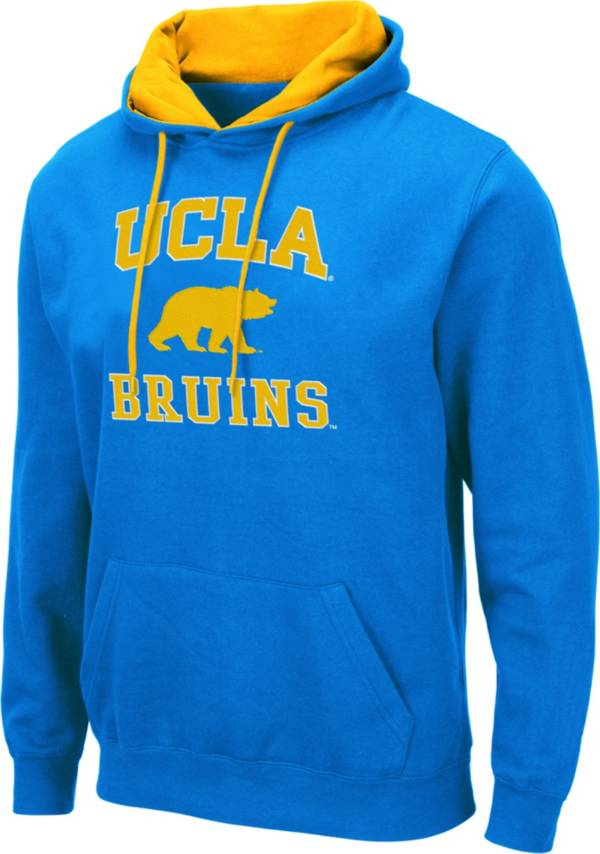 Colosseum Men's UCLA Bruins True Blue Pullover Hoodie product image
