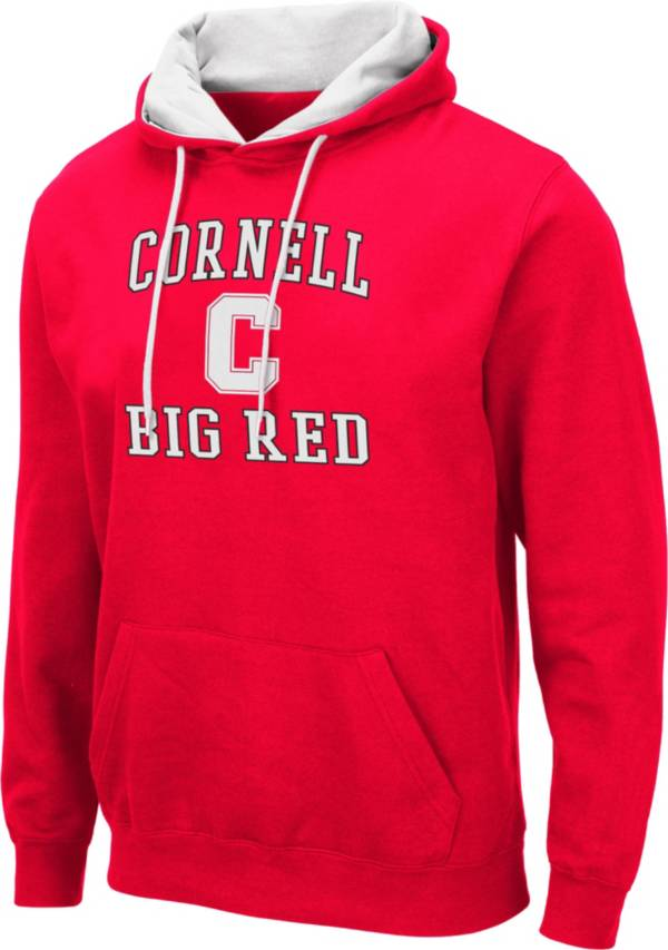 Colosseum Men's Cornell Big Red Carnelian Pullover Hoodie product image
