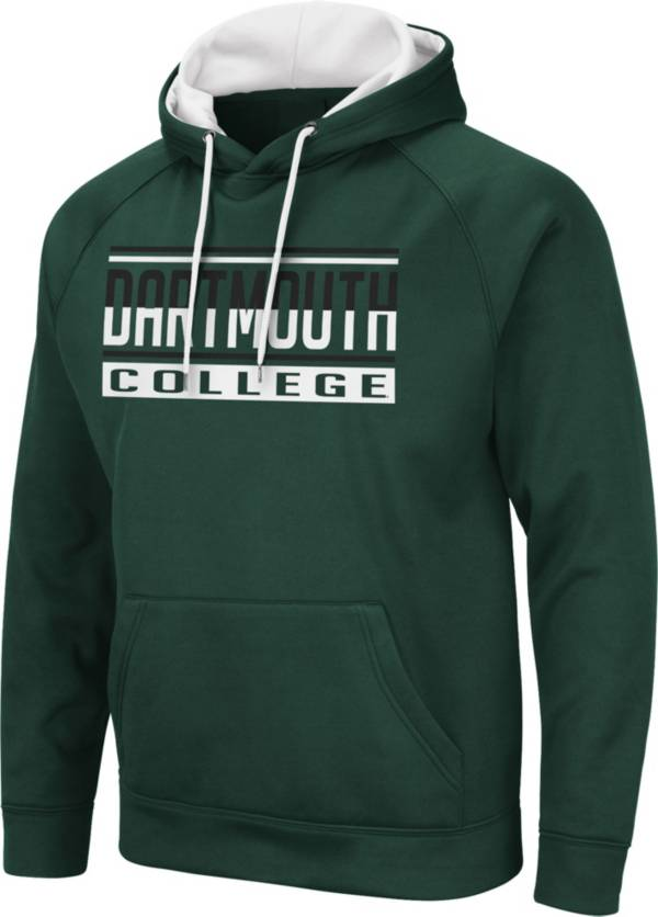 Colosseum Men's Dartmouth Big Green Darmouth Green Pullover Hoodie product image