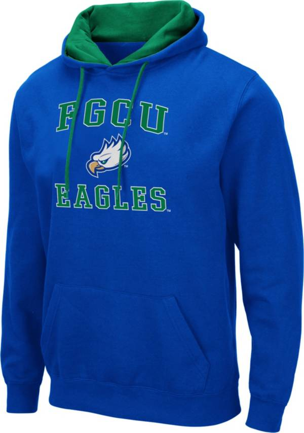 Colosseum Men's Florida Gulf Coast Eagles Colbalt Blue Pullover Hoodie product image