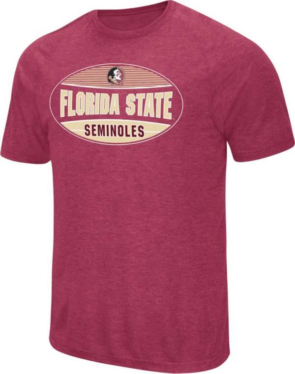 Colosseum Men's Florida State Seminoles Garnet Jenkins T-Shirt product image