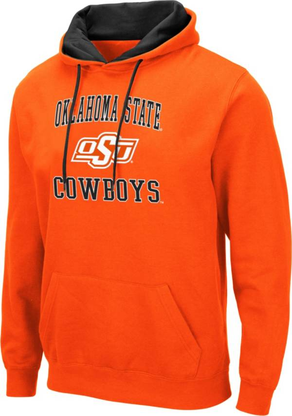 Colosseum Men's Oklahoma State Cowboys Orange Pullover Hoodie product image