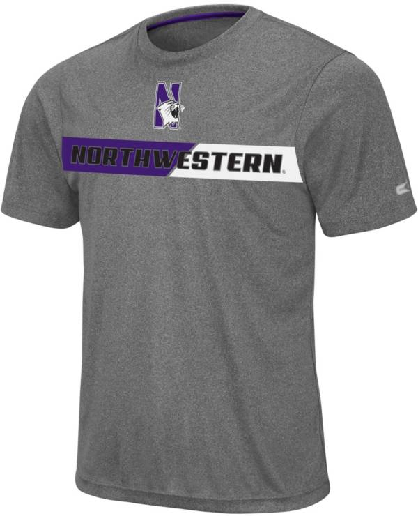Colosseum Men's New Mexico State Aggies Grey Bait T-Shirt product image