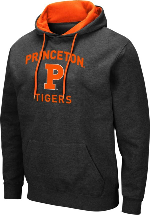 Colosseum Men's Princeton  Tigers Pullover Black Hoodie product image