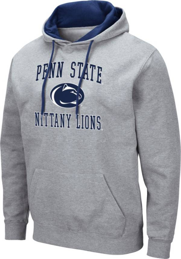 Colosseum Men's Penn State Nittany Lions Grey Pullover Hoodie product image