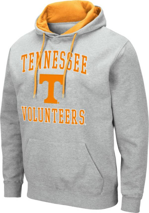 Colosseum Men's Tennessee Volunteers Grey Pullover Hoodie product image