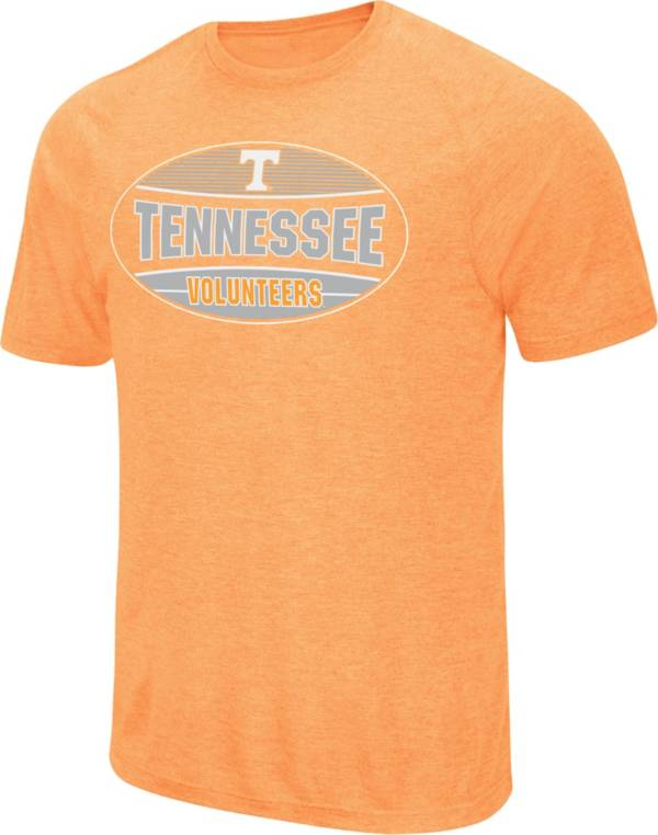 Colosseum Men's Tennessee Volunteers Tennessee Orange Jenkins T-Shirt product image