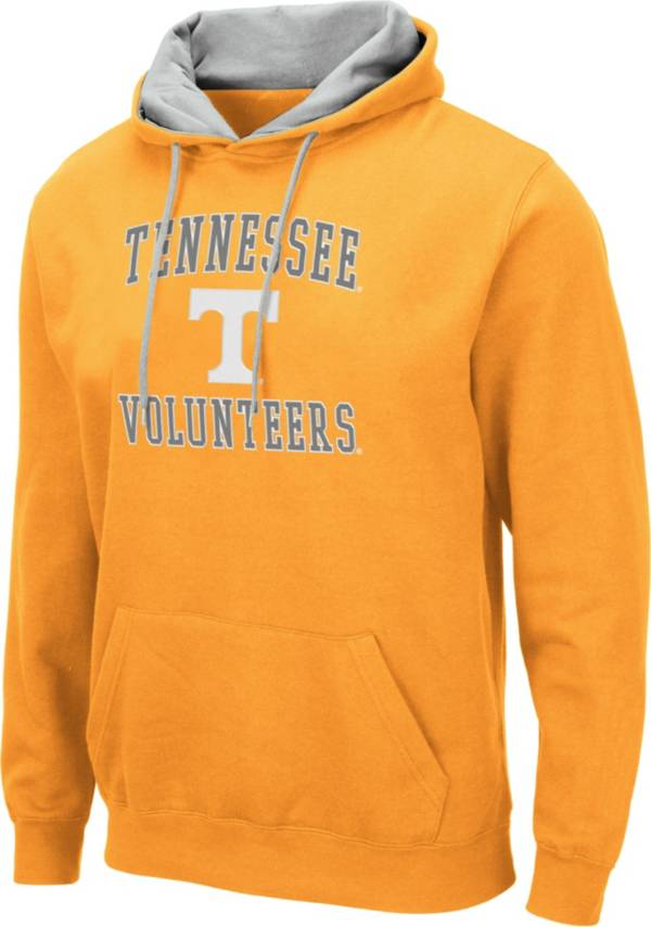 Colosseum Men's Tennessee Volunteers Tennessee Orange Pullover Hoodie product image
