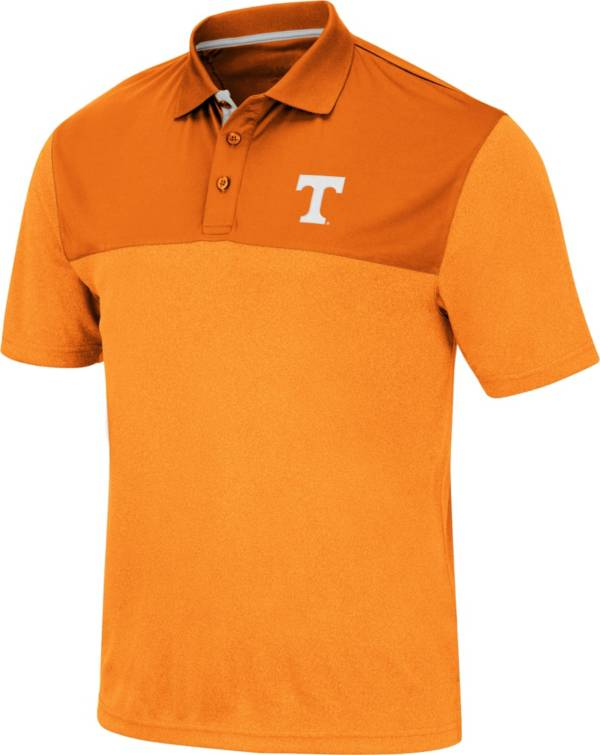Colosseum Men's Tennessee Volunteers Tennessee Orange Links Polo product image