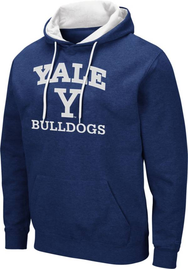 Colosseum Men's Yale Bulldogs Yale Blue Pullover Hoodie product image