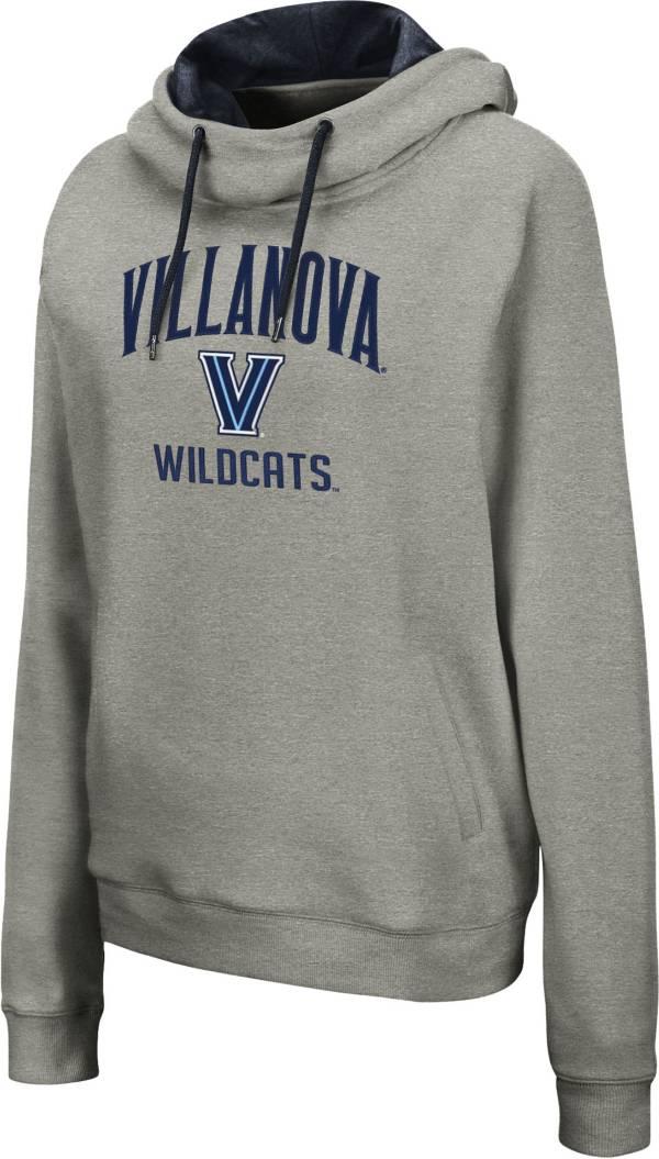Colosseum Women's Villanova Wildcats Grey Pullover Hoodie product image
