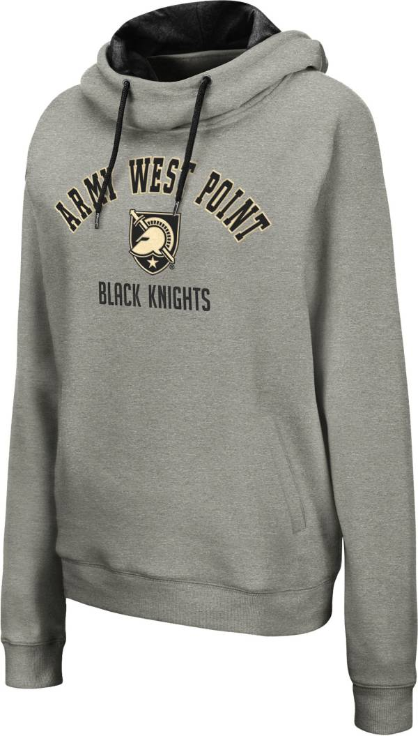 Colosseum Women's Army West Point Black Knights Grey Pullover Hoodie product image