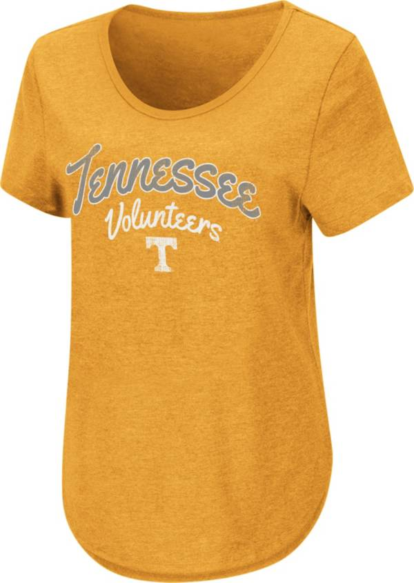 Colosseum Women's Tennessee Volunteers Tennessee Orange Rule Breaker T-Shirt product image