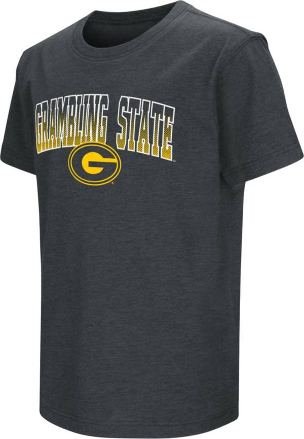 Colosseum Youth Grambling State Tigers Black T-Shirt product image