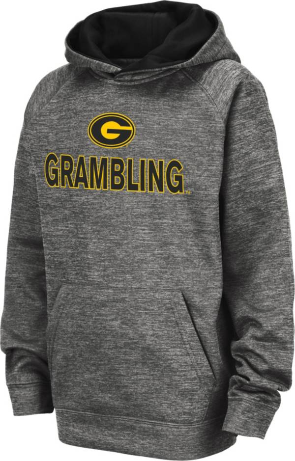 Colosseum Youth Grambling State Tigers Grey Pullover Hoodie product image