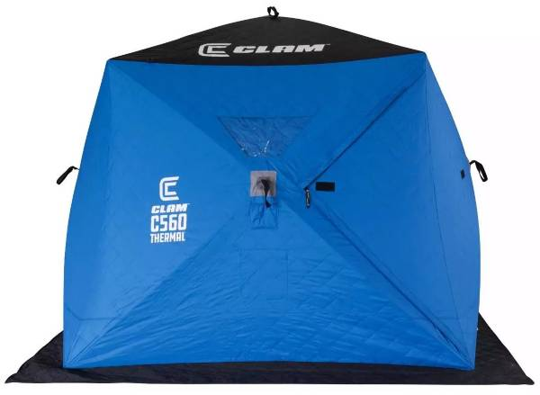 Clam C-560 Thermal Hub 4-Person Ice Shelter product image