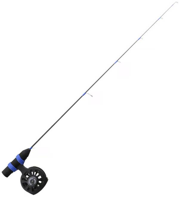 Clam Straight Drop Ice Fishing Combo product image