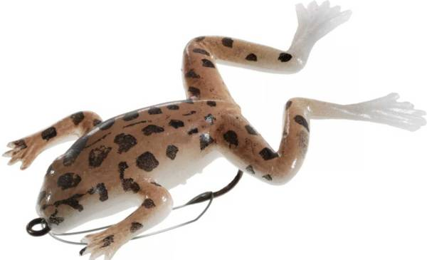 Creme Burke Livin' Frog Lure product image
