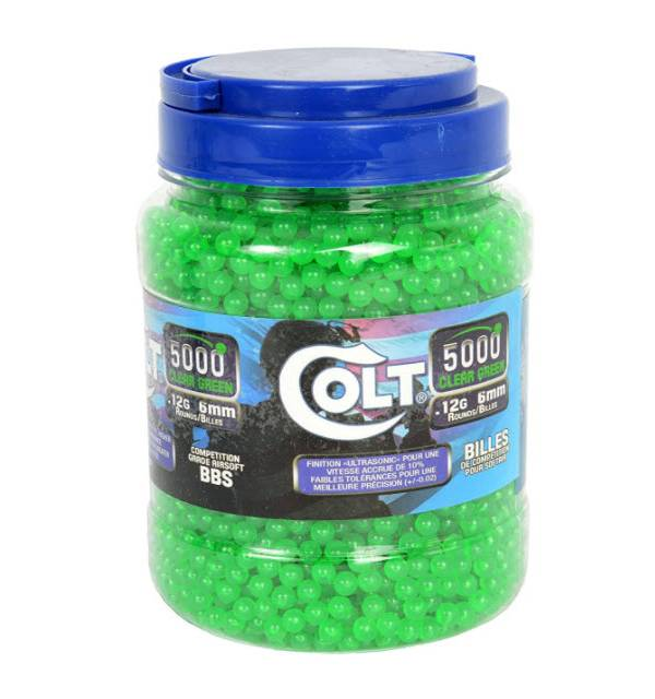 Colt Ultrasonic Airsoft BBs – 2,000 product image