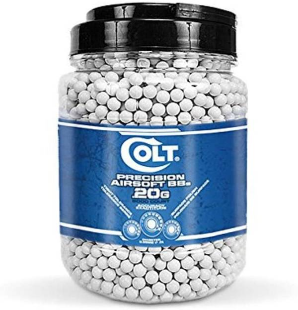 Colt Soft Air Airsoft BBs – 5,000 Count product image