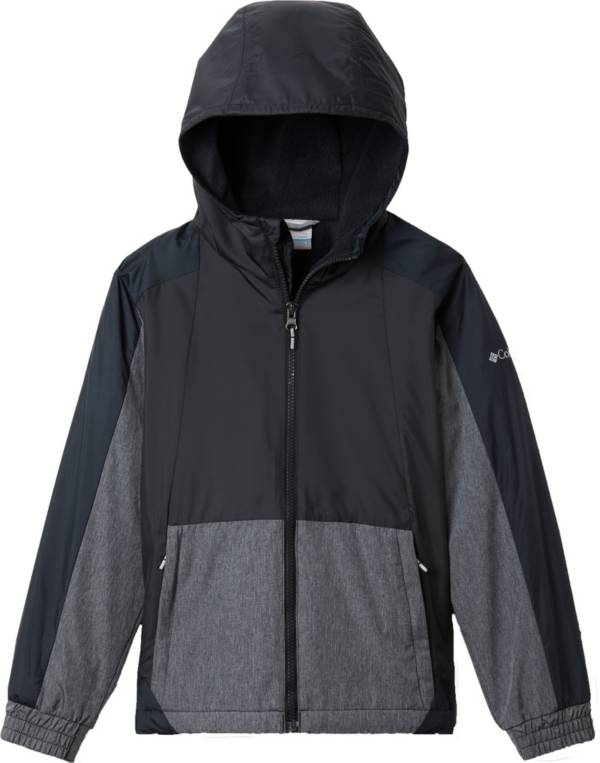 Columbia Boys' Point Park Lined Windbreaker Jacket product image