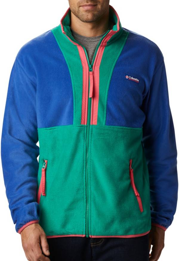 Columbia Men's Back Bowl Full Zip Fleece Jacket product image