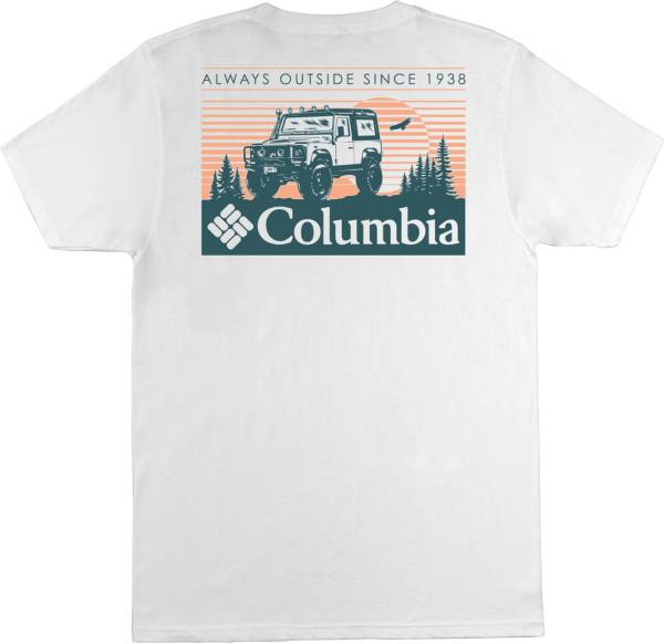 Columbia Men's Crawling Jeep Short Sleeve T-Shirt product image