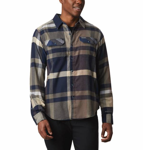 Columbia Men's Flare Gun Stretch Flannel product image
