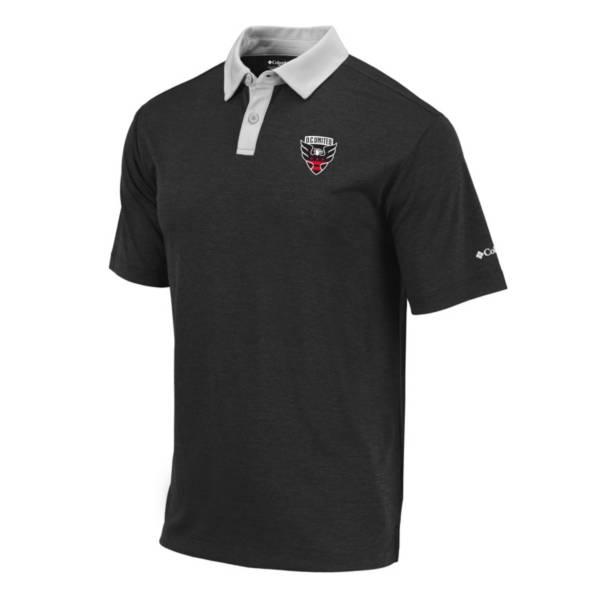 Columbia Men's D.C. United Omni-Wick Range Black Performance Polo product image