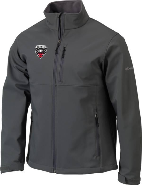 Columbia Men's DC United Gray Ascender Softshell Jacket product image