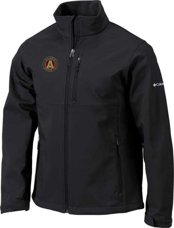 Columbia Men's Atlanta United Black Ascender Softshell Jacket product image