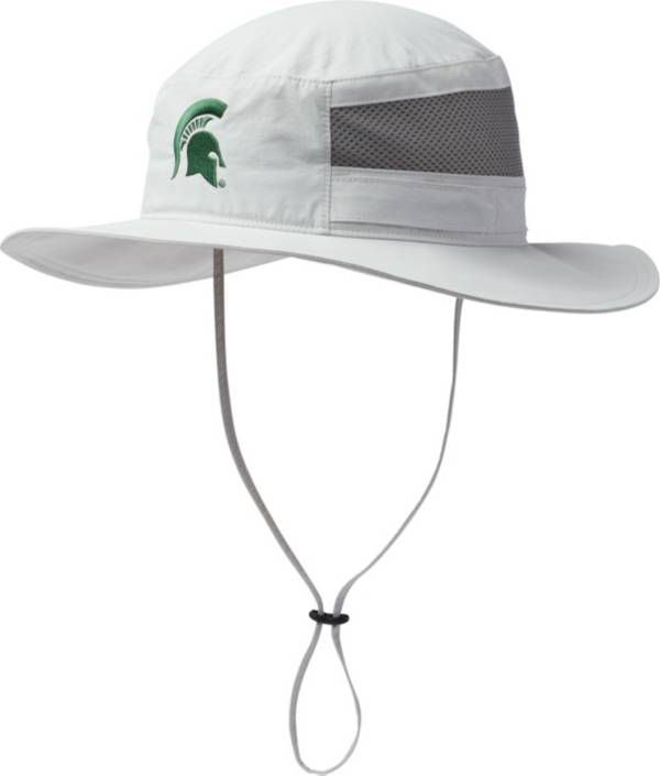 Columbia Men's Michigan State Spartans Grey Bora Bora Booney Hat product image