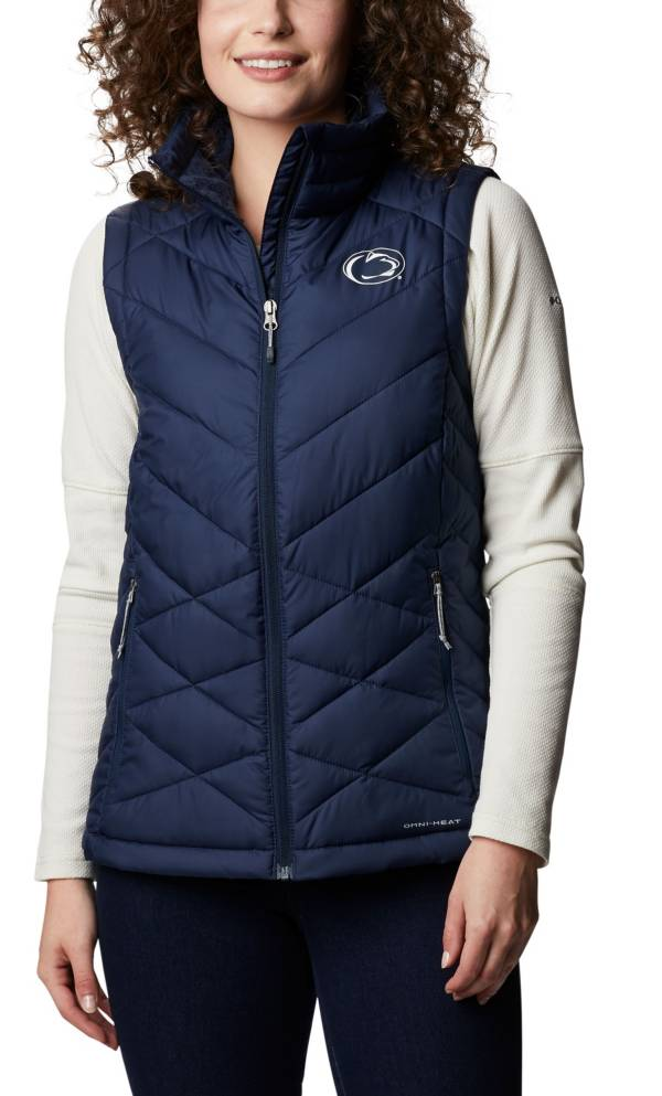 Columbia Women's Penn State Nittany Lions Blue Heavenly Full-Zip Jacket product image