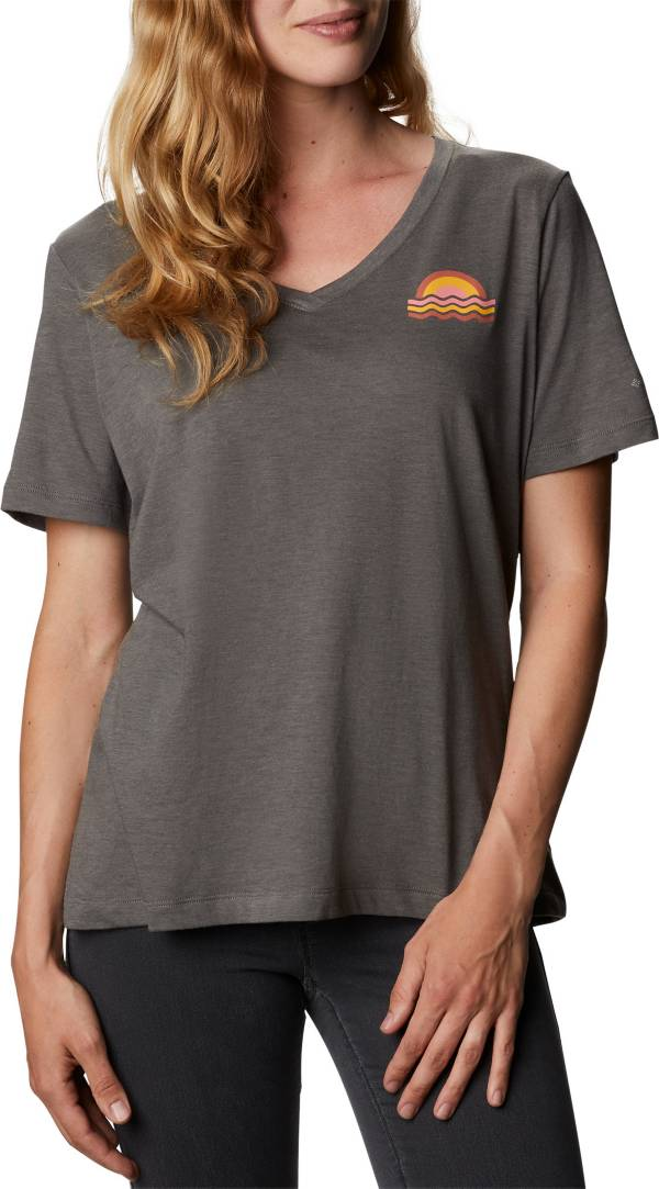 Columbia Women's Bluebird Day Relaxed V T-Shirt product image