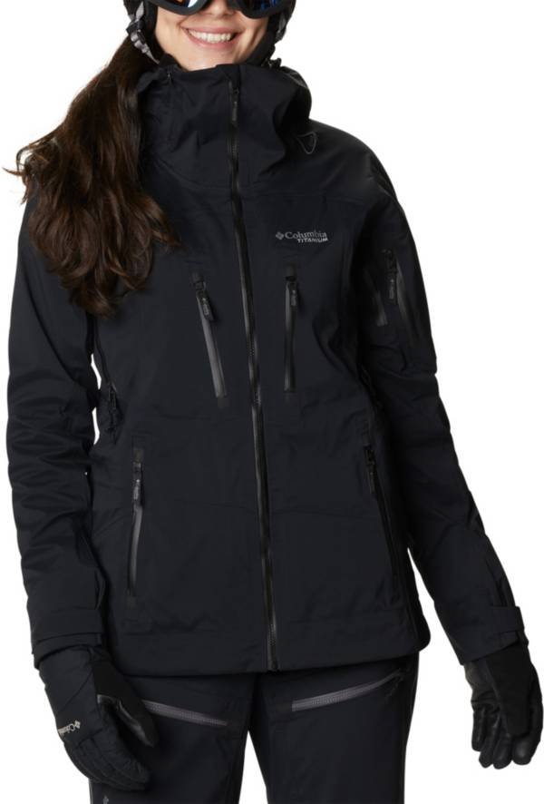 Columbia Women's Peak Pursuit 3L Shell product image