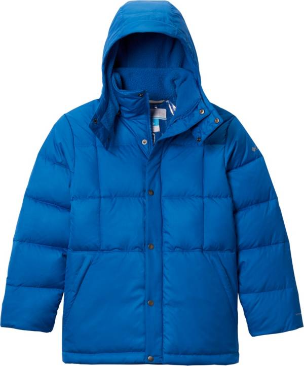 Columbia Boys' Forest Park Down Hood Puffer Jacket product image