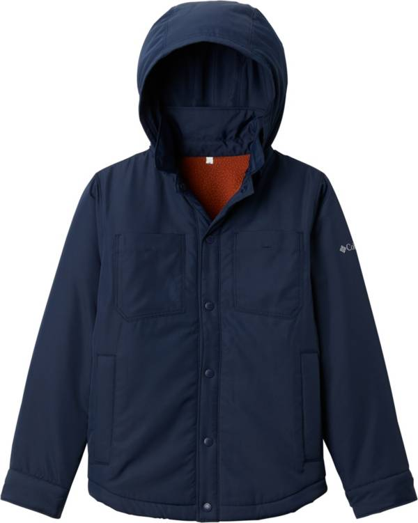 Columbia Boys' Split Paths Reversible Winter Jacket product image