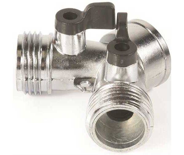 Camco RV Y Shut-Off Valve product image