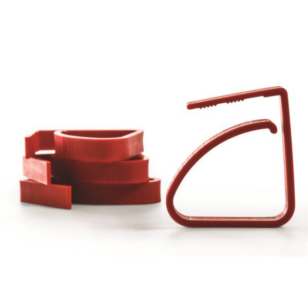 Camco Red Tablecloth Clamps product image