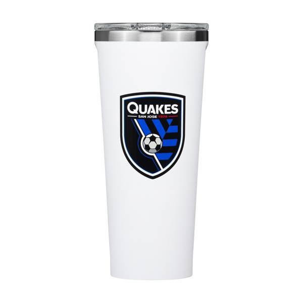 Corkcicle San Jose Earthquakes 24oz. Big Logo Tumbler product image
