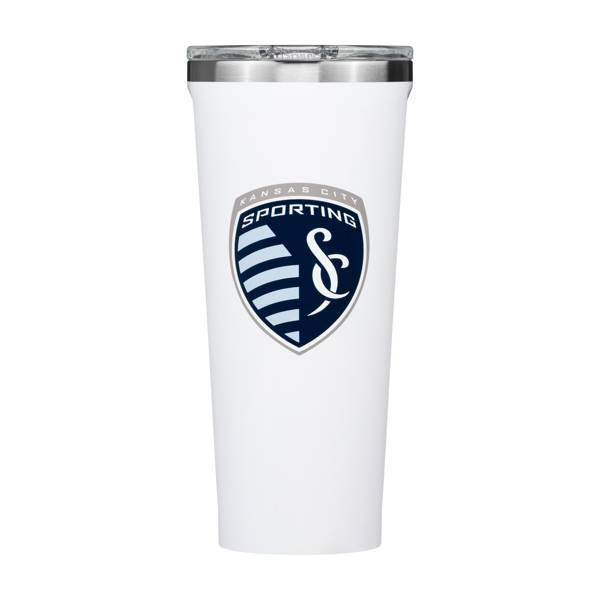 Corkcicle Sporting Kansas City 24oz. Big Logo Tumbler product image