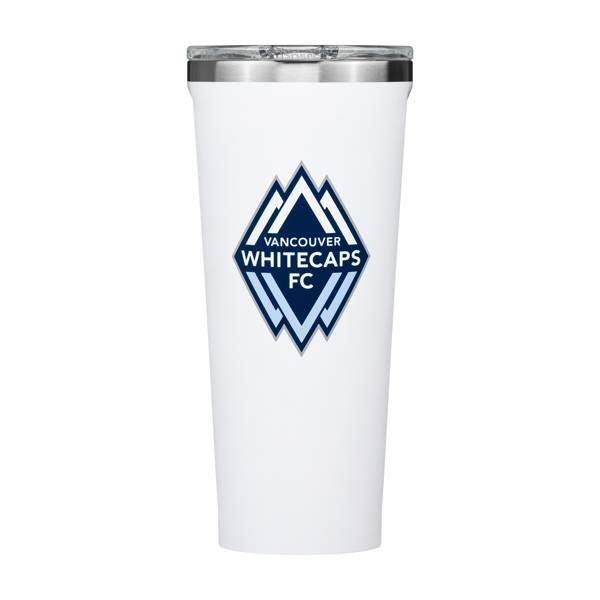 Corkcicle Vancouver Whitecaps 24oz. Big Logo Tumbler product image