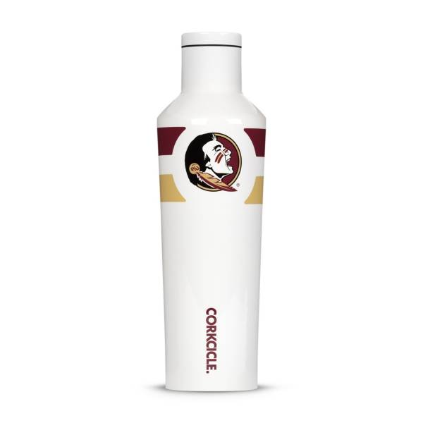 Corkcicle Florida State Seminoles 16oz. Striped Canteen product image