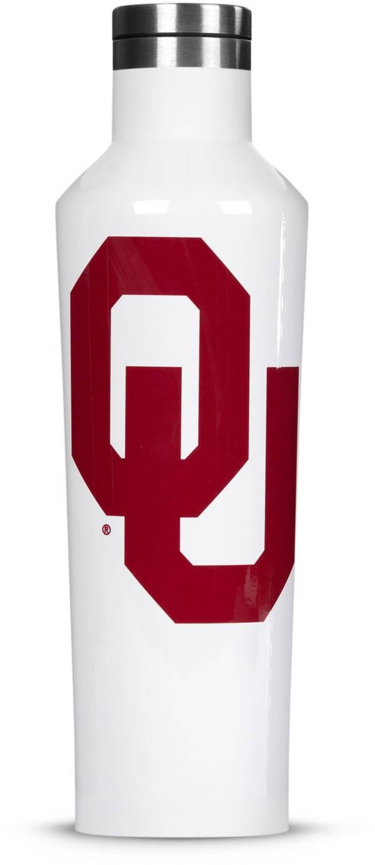 Corkcicle Oklahoma Sooners 24oz. Big Logo Canteen product image