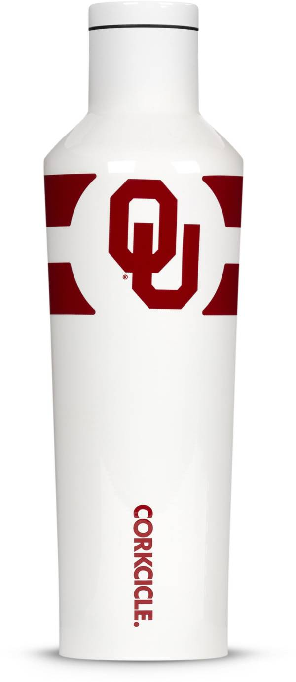 Corkcicle Oklahoma Sooners 16oz. Gym Stripe Canteen product image