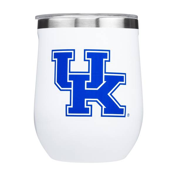 Corkcicle Kentucky Wildcats 12oz. Stemless Glass product image