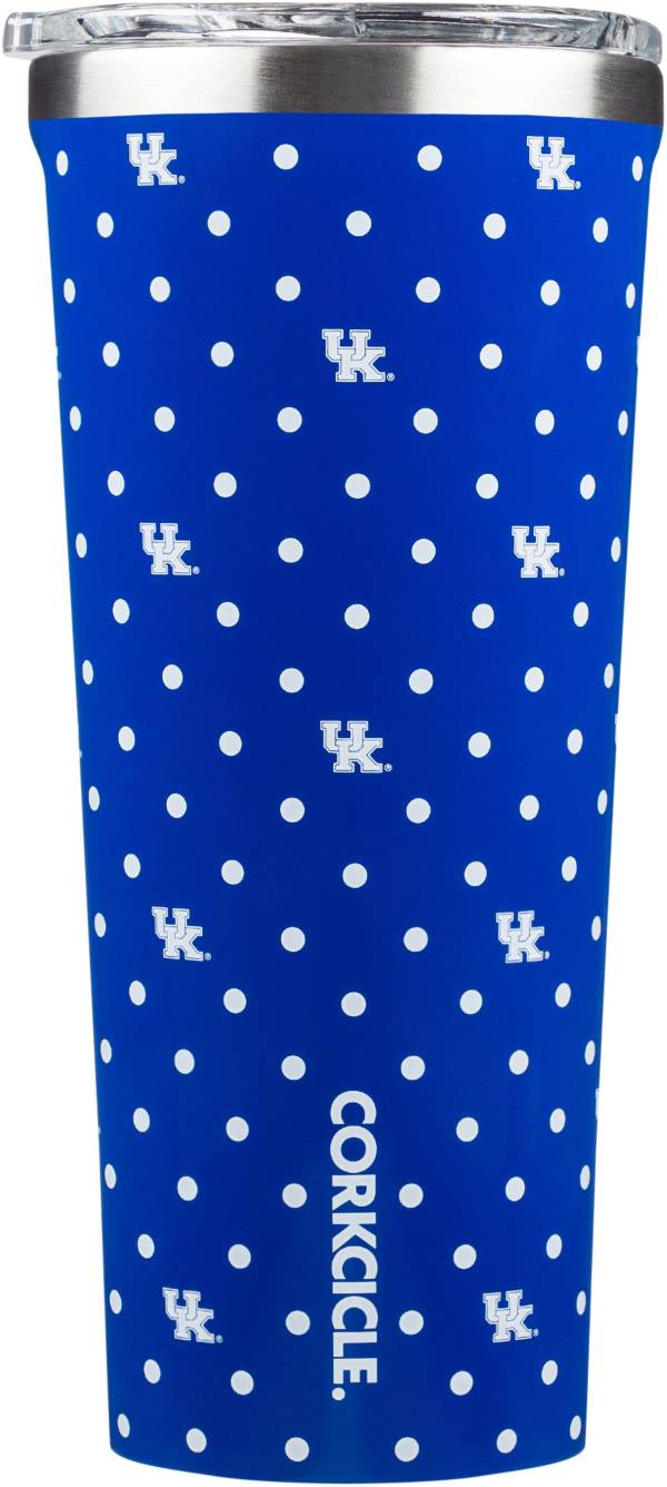 Corkcicle Kentucky Wildcats 24oz. Polka Dot Tumbler product image