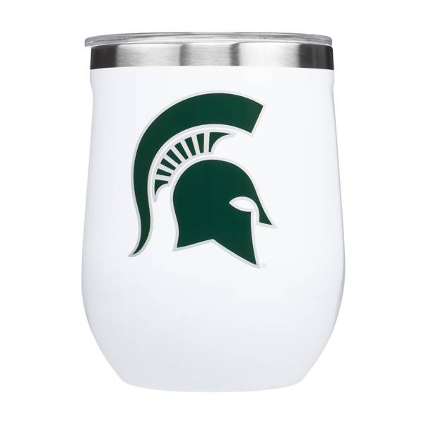 Corkcicle Michigan State Spartans 12oz. Stemless Glass product image