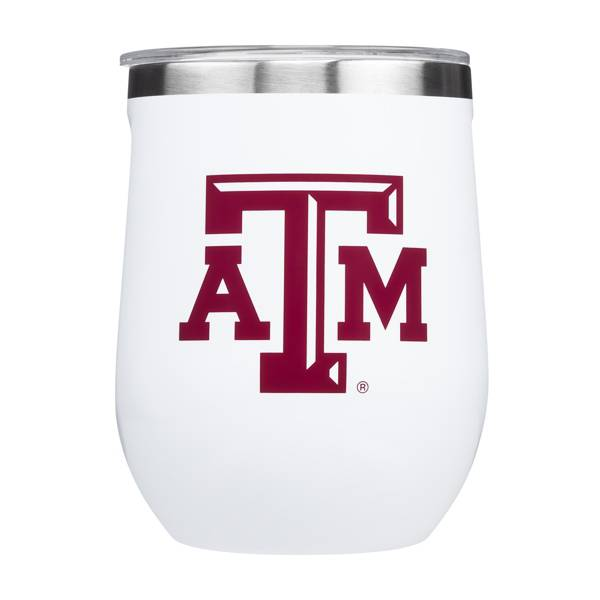 Corkcicle Texas A&M Aggies 12oz. Stemless Glass product image