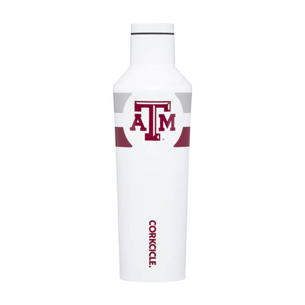 Corkcicle Texas A&M Aggies 16oz. Striped Canteen product image